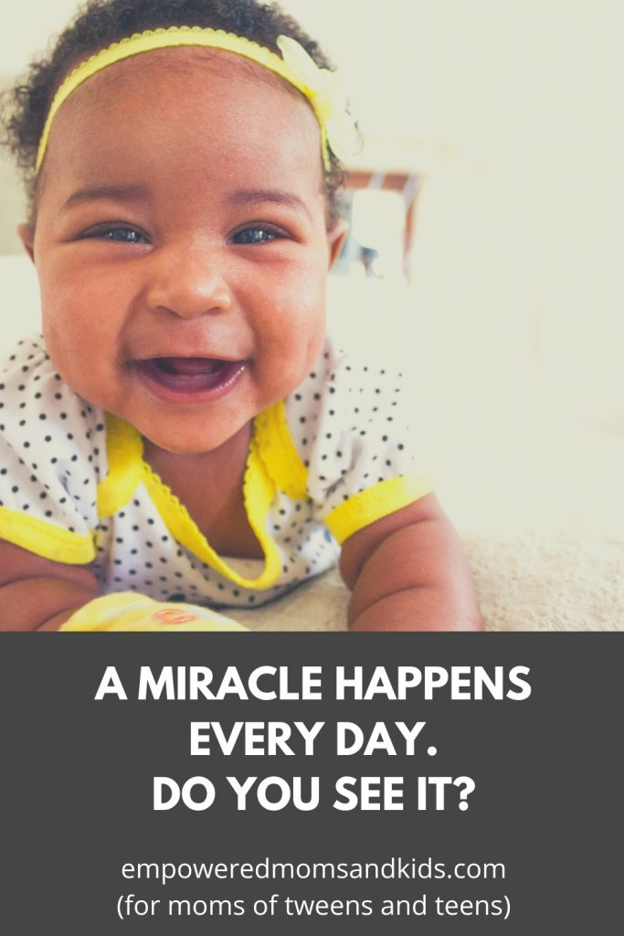 miracle every day