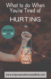healing for moms