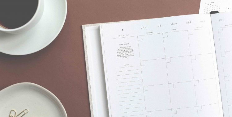 free weekly planner for moms