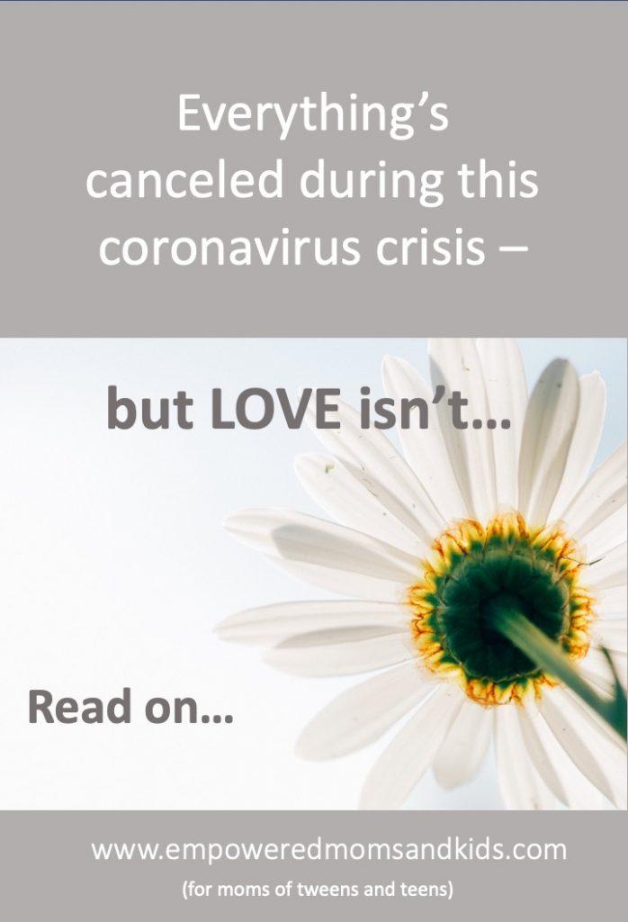 hope coronavirus moms