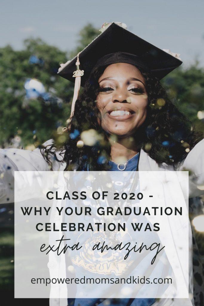 Graduation sentiments