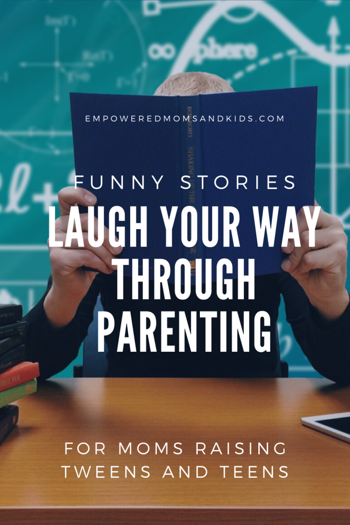 funny stories about parenting