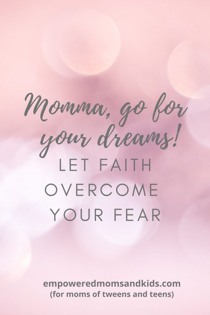 go for your dreams
