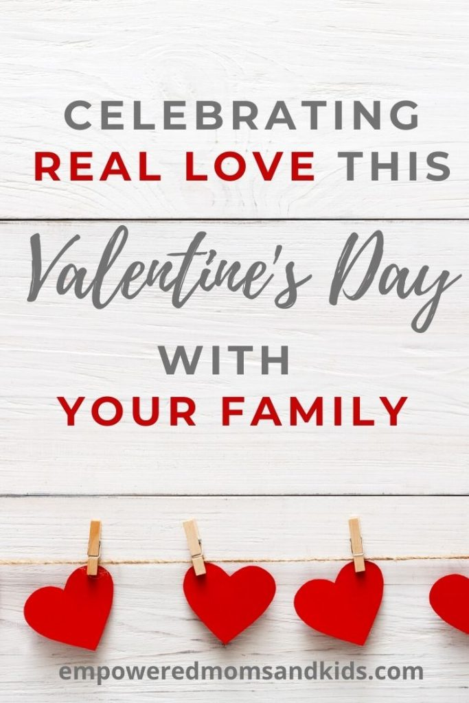 valentine's day for family