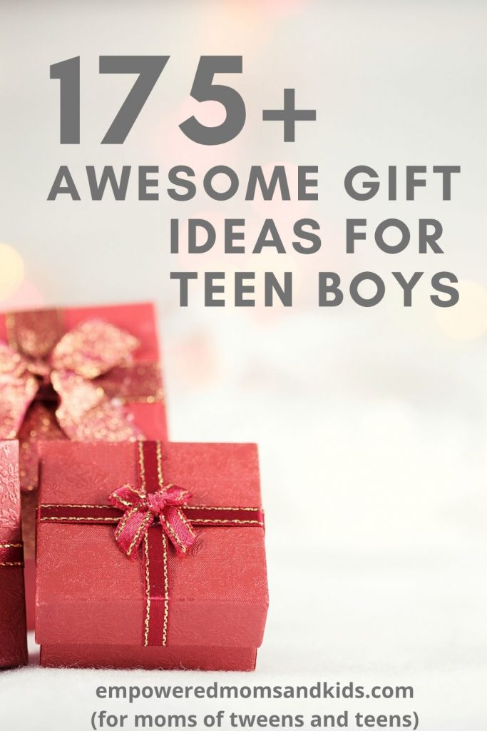 top gifts for teen boys