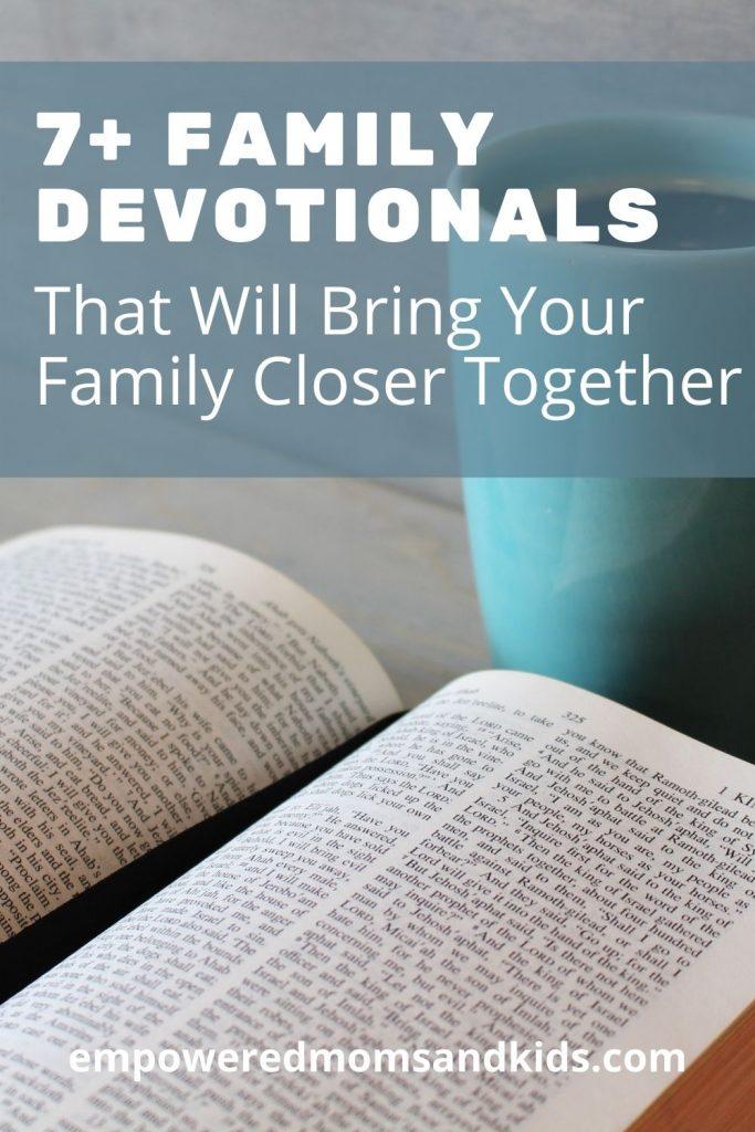 best family devotionals